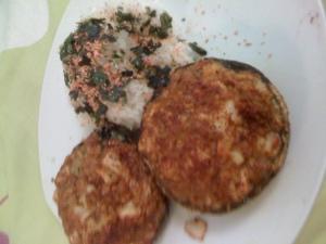 my stuffed kimchi mushrooms